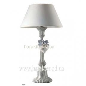светильник настольный с абажуром М982