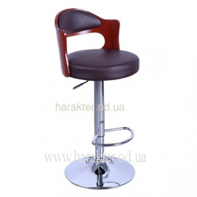 стул барный Париж коричневый
