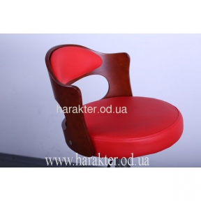 стул барный Париж красный