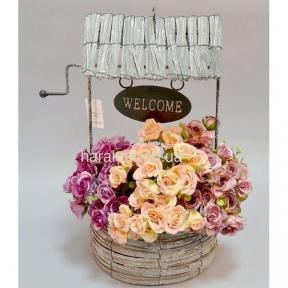 Подставка под цветы.