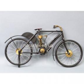 Декор велосипед, металл. Размер - 55*33 см.