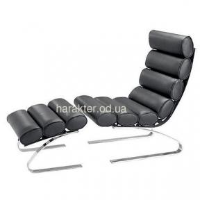 Кресло и оттоманка КОНКОРД