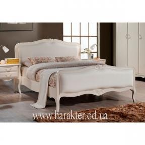 кровать двуспальная Богемия античный белый 1,6 или 1,8м