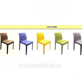 стул из пластика ROME