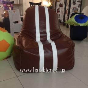 кресло мешок с полосами