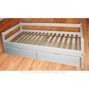 Односпальная кровать Альбина