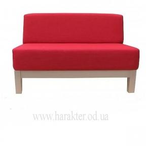 диван Квадро, кресло Квадро Стокгольм Ред 330
