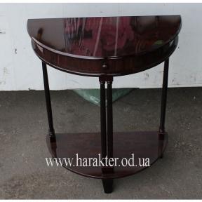 столик, консоль полукруглый 1501-29