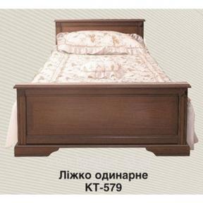 Ліжко одинарне , кровать односпальная Росава-1 КТ-579