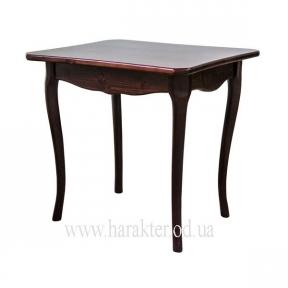 Чайный столик деревянный 72х59х высота 67 см (ШМ)