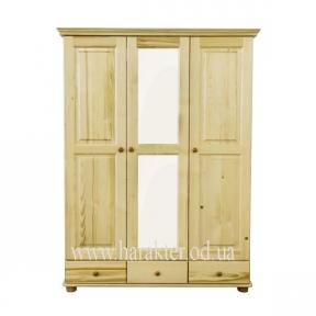 шкаф для одежды из дерева ШФ-11