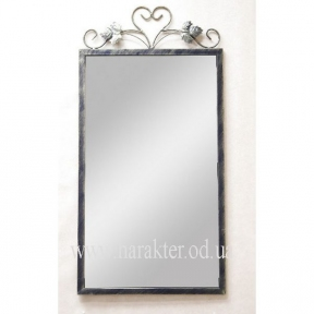 Зеркало кованое №5 хк