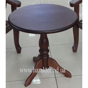 стол чайный Берн деревянный цвет орех ЕС