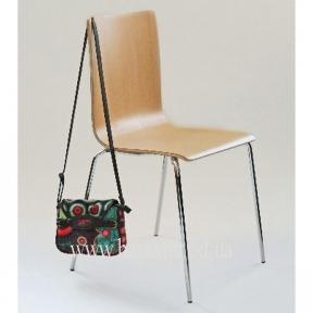 стул из гнутоклееной фанеры с креплением для сумки Рома ДК