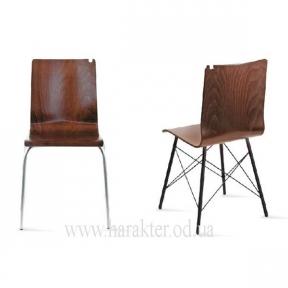 стул из гнутоклеенной фанеры с креплением для сумки Рома RX ДК