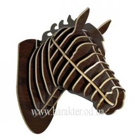 голова лошади из МДФ, настенный декор