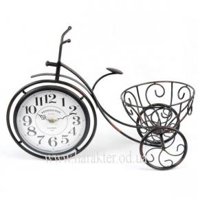 Часы в форме велосипеда НТ498