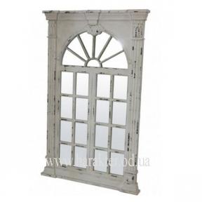 Зеркало-окно в стиле Прованс 566 шл