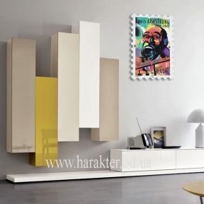 Декоративный Постер Марка Armstrong
