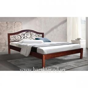 Ліжко двоспальне Ілона Вільха