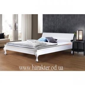 Ліжко Ніколь білий