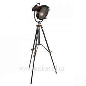 Лампа напольная рефлектор, стиль Лофт