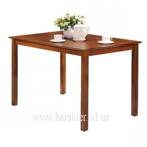 стол кухонный обежденный Ривьера орех КД