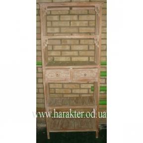 Этажерка с 2-я ящиками Ажур 25035