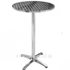 Стол алюминиевый ALT - 6040 для кафе площадок