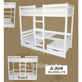 двухъярусная кровать-трансформер Л-304