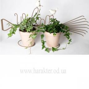 Подставка под цветы Грабли 106381