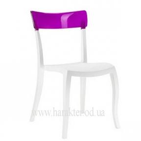 стул Hera-S из полипропилена чёрный, белый, бежевый