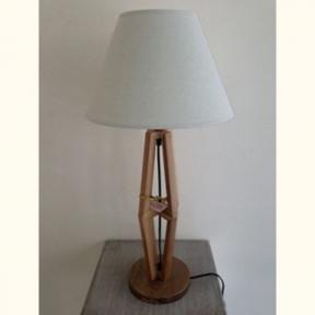 Лампа настольная, торшер в этностиле 11-248