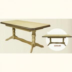 стол раскладной, деревянный СТ-3 ШМ