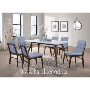 комплект стол и стулья Леон