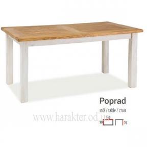 Стол обеденный не раскладной Poprad СЛ