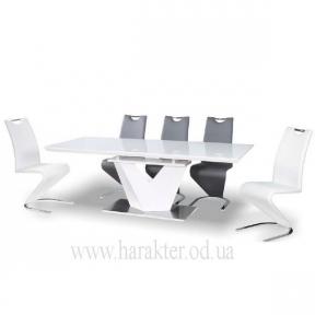 Cтіл розкладний, стол раскладной стеклянный Alaras III