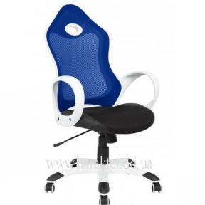 Кресло Матрикс-1 Белый, Черный, сетка