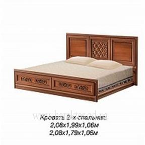 Кровать 2-х сп. (160х200) основа под матрас ДСП