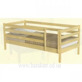 Кровать односпальная Л-135 деревянная