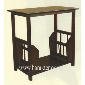 Журнальный столик СМ-1 деревянный