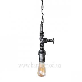 Светильник-подвес на 1 лампу в стиле Лофт