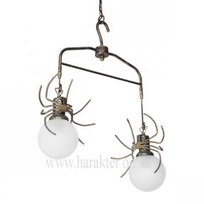 Люстра Тремпель с Пауками на 2, 3 лампы
