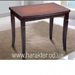 Стол обеденный Эрика (орех-патина) ММ