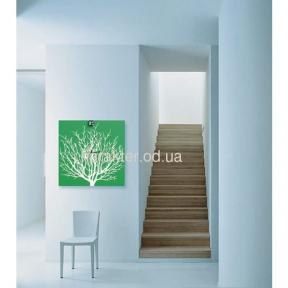 Настенные часы Молодильное дерево, часы-холст