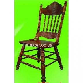 стул деревянный 879C дуб-кантри