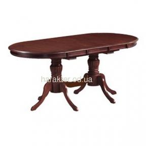 стол обеденный Анжелика 1500 каштан КД
