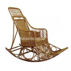 Кресло-качалка Черниговчанка лоза чм