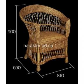 Кресло «Татьяна» лоза