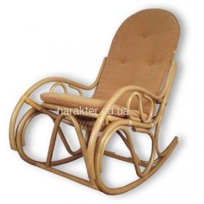 Кресло-качалка ротанговое Бриз